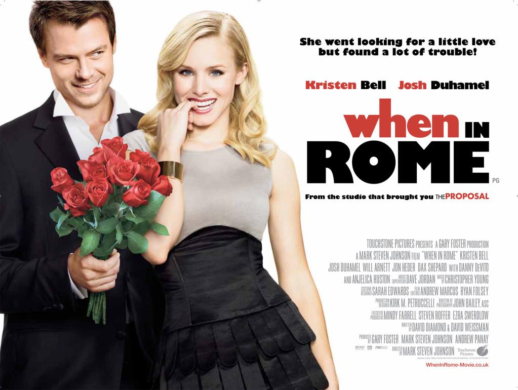 WHEN İN ROME ile ilgili görsel sonucu